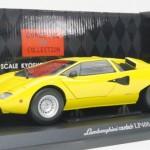 ランボルギーニ カウンタック LP400 イエロー