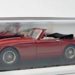 アストンマーチン DB2/4 カブリオレ 1959 レッド