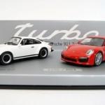ポルシェ 911ターボ3.0/911ターボ 2台セット