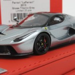 ラ・フェラーリ Gloss Titanio Grey カーボンルーフ仕様 2013