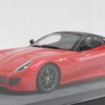 フェラーリ 599 GTO 2010 レッド