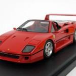 フェラーリ F40 スパイダー フィオラノ 1992 レッド
