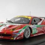 フェラーリ 458 イタリア GT2 AFコルセ LMルマン 2011#51