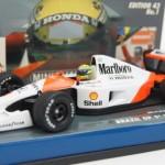 マクラーレンホンダ MP4/6 ブラジルGP優勝 A.セナ 1991#1