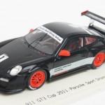 ポルシェ 911 GT3 CUP 2011#1 ブラック