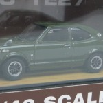 トヨタ スプリンタートレノ TE27 グリーン