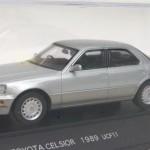 トヨタ セルシオ UCF11 1989 シルバー