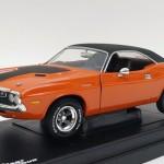 ダッジ チャージャー 1970 オレンジ