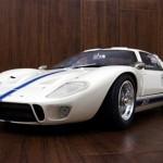 フォード GT40 ストリートカー ホワイト