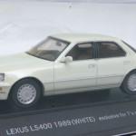レクサス 1989 LS400 ホワイト