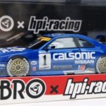 カルソニック スカイライン GT-R JGTC 富士 1995#1