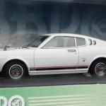 トヨタ セリカ LBリフトバック 2000GT 1973 ホワイト
