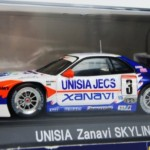 ユニシア ザナヴィ スカイライン GT-R JGTC 2000#3
