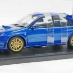 スバル インプレッサ WRX STi 2006 ブルー