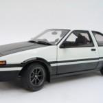 トヨタ スプリンター トレノ AE86 ホワイト