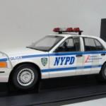 フォード クラウン ヴィクトリア NYPDパトカー