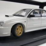 スバル インプレッサ WRX STi 2003 ホワイト