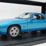 ポルシェ 928 メタリックブルー