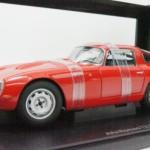 アルファロメオ ジュリアTZ 1963 レッド