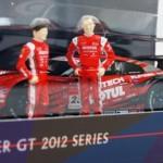 モチュールオーテック GT-R スーパーGT500 2012#23