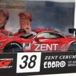 ゼント セルモ SC430 スーパーGT500 チャンピオン 2013#38