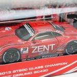 ゼントセルモ SC430 チャンピオン スーパーGT500 2013#38