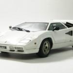 ランボルギーニ カウンタック 5000S ホワイト