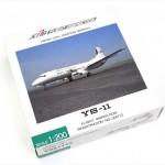 2015/02 全日空商事/YS21112 1/200 YS-11 JCAB/飛行検査機1500円買取