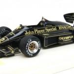 ロータス ルノー 97T ポルトガルGP優勝 A.セナ 1985#12