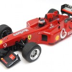タミヤ F201 フェラーリ F2001 完成品