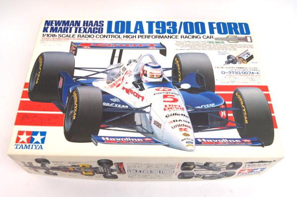タミヤ 58134 ローラ T93 00 フォード 未組立品