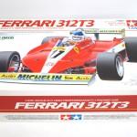 タミヤ F103RSシャーシ フェラーリ 312T3 未組立品