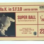 WAVE マシーネンクリーガー/Ma.K. 1/20 スーパーボール
