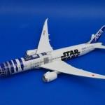 全日空商事 1/200 B787-9 ANA/スターウォーズ R2-D2 JA873A