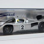 1/43スパーク S1250 メルセデスベンツ C291 LM テストカー 1991#2