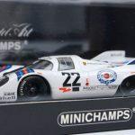 PMA 400716122 ポルシェ 917K ルマン 1971#22 マルティニ