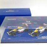 PMA 402929301 ウィリアムズルノー ワールドチャンピオンセット4