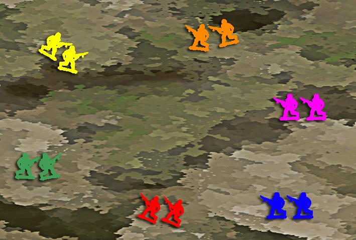 ツーマンセル戦
