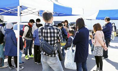 上街道ホビーパラダイス開催