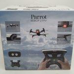 Parrot ドローン Bebop 2 + Skycontroller2 + FPVゴーグル FPVセット PF726277